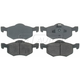 RABPS00014-Brake Pads Front  Raybestos SGD843C