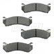 RABPS00013-Brake Pads Raybestos SGD785C