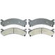 RABPS00012-Brake Pads Front Raybestos SGD784C