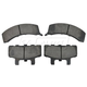 RABPS00009-Brake Pads Front Raybestos SGD369C