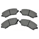 RABPS00008-Brake Pads Front Raybestos SGD1273C