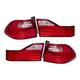 1ALTZ00035-1998-00 Honda Accord Tail Light Pair