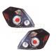 1ALTZ00032-2007-09 Nissan Altima Tail Light Pair