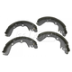 RABPS00003-Brake Shoes Rear Raybestos 658SG