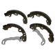RABPS00005-2000-11 Ford Focus Brake Shoes Rear  Raybestos 747SG