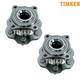 TKSHS00702-2005-12 Nissan Pathfinder Wheel Bearing & Hub Assembly Rear Pair  Timken HA500701