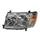 1ALHL01682-Toyota Land Cruiser Headlight Driver Side