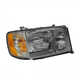 1ALHL01785-Mercedes Benz E300D E320 E420 Headlight Passenger Side