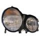 1ALHL01783-Mercedes Benz E320 E430 Headlight
