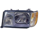 1ALHL01784-Mercedes Benz E300D E320 E420 Headlight Driver Side