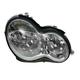 1ALHL01797-Mercedes Benz Headlight Passenger Side