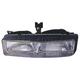 1ALHL01764-Oldsmobile Cutlass Supreme FWD Headlight Driver Side