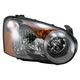 1ALHL01725-2005 Subaru Headlight Passenger Side