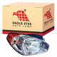 1ALHL01729-2006 Hyundai Accent Headlight