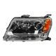 1ALHL01720-2009-13 Suzuki Grand Vitara Headlight