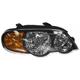 1ALHL01737-2002-04 Kia Spectra Headlight Passenger Side