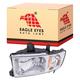 1ALHL01712-Honda Ridgeline Headlight Driver Side