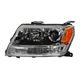 1ALHL01718-2006-08 Suzuki Grand Vitara Headlight