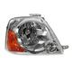 1ALHL01717-2004-06 Suzuki XL-7 Headlight Passenger Side