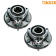 TKSHS00724-Wheel Bearing & Hub Assembly Front Pair  Timken HA590227