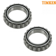 TKSHS00723-Differential Bearing Rear Pair Timken 387AS