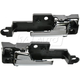 MCDHS00001-Interior Door Handle Pair Front  Ford OEM 6E5Z-5422601-A   6E5Z-5422600-AA