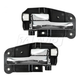 MCDHS00002-2000-02 Lincoln LS Interior Door Handle Front Pair Ford YW4Z5421818AA   YW4Z5421819AA