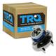 1ASHR00087-2002-07 Buick Rendezvous Wheel Bearing & Hub Assembly Rear  TRQ BHA54222