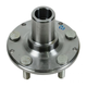 1ASHR00086-Wheel Hub Rear