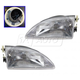 1ALHP00010-1994-98 Ford Mustang Headlight Pair