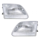1ALHP00028-Ford Headlight Pair
