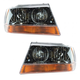 1ALHP00029-Jeep Grand Cherokee Headlight Pair