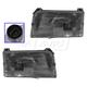 1ALHP00024-Ford Headlight Pair