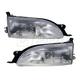 1ALHP00033-1995-96 Toyota Camry Headlight Pair