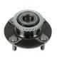 1ASHR00049-Hyundai Elantra Tiburon Wheel Bearing & Hub Assembly Rear