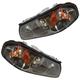 1ALHP00039-Chevy Impala Headlight Pair