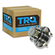1ASHR00059-Wheel Bearing & Hub Assembly Rear
