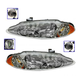 1ALHP00051-1998-04 Dodge Intrepid Headlight Pair