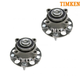 TKSHS00742-Acura TSX Honda Accord Wheel Bearing & Hub Assembly Rear Pair  Timken HA590202