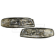 1ALHP00058-1997-99 Buick LeSabre Headlight Pair