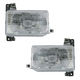 1ALHP00052-Nissan Headlight Pair