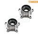 TKSHS00741-2007-12 Toyota Tundra Wheel Hub Bearing Module Rear Pair  Timken BM500015  BM500016