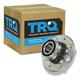 1ASHR00073-Wheel Bearing & Hub Assembly Rear