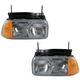 1ALHP00066-GMC Jimmy S-15 S-15 Sonoma Headlight Pair