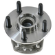 1ASHR00003-Wheel Bearing & Hub Assembly