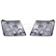 1ALHP00072-2002-05 Ford Explorer Headlight Pair