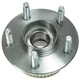 1ASHR00008-Wheel Bearing & Hub Assembly