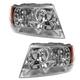 1ALHP00073-1999-04 Jeep Grand Cherokee Headlight Pair