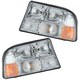 1ALHP00087-Headlight Pair