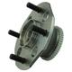 1ASHR00018-1998-02 Honda Accord Wheel Bearing & Hub Assembly Rear